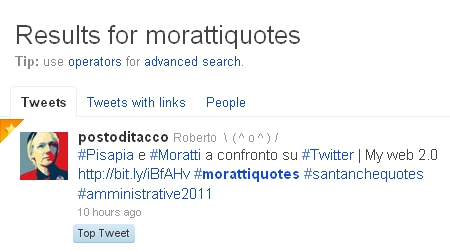 top tweet morattiquotes