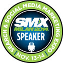 Speaker ad SMX Milan