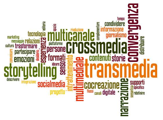 crossmedia, transmedia, storytelling