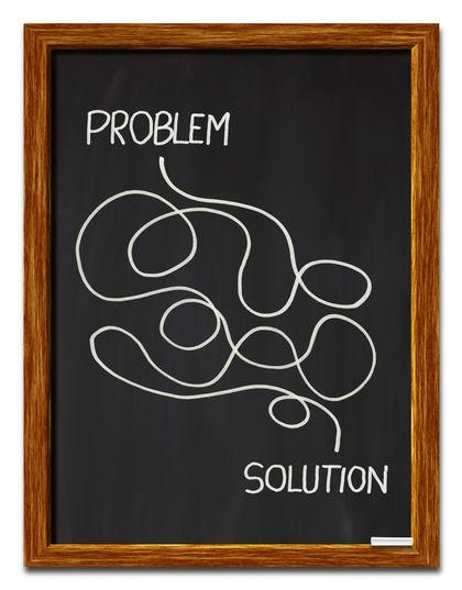 Chalkboard - Problem to Solution
